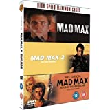 Mad Max Trilogy: Mad Max / Mad Max 2: The Road Warrior / Mad Max Beyond Thunderdome (3 Disc Box Set) [DVD]by Mel Gibson