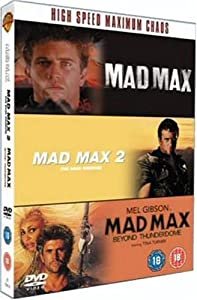 Mad Max Trilogy: Mad Max / Mad Max 2: The Road Warrior / Mad Max Beyond Thunderdome (3 Disc Box Set) [DVD]