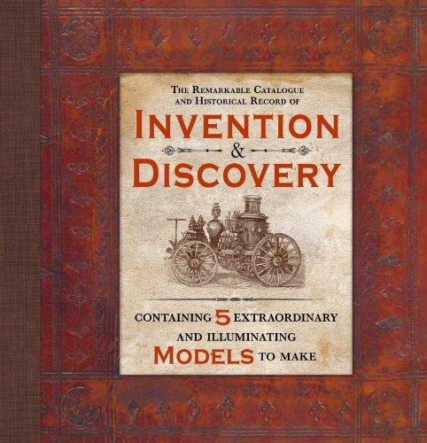 La revista y el registro histórico de descubrimiento invención - 0-