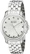 Bulova Accu Swiss Womens 63R147 Diamond Watch