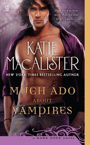 Much Ado About Vampires ( Dark Ones, #9)