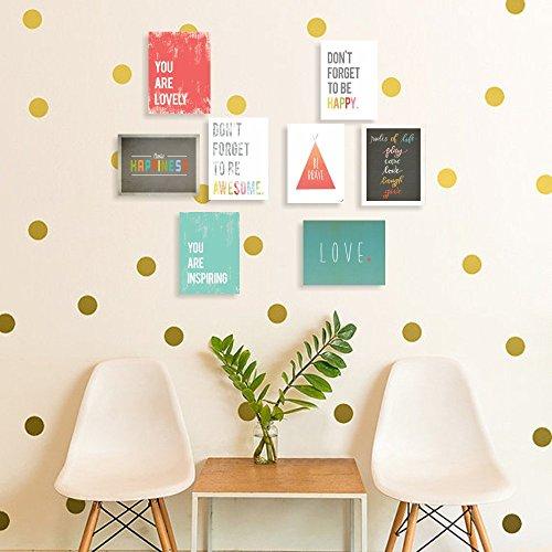 The-Rules-Mini-Collection-5x7-Wall-Art-Prints-Typography-Nursery-Decor-Kids-Wall-Art-Print-Kids-Room-Decor-Gender-Neutral-Motivational-Word-Art-Inspirational-Artwork-for-Kids-Baby-Room-Decor-Playroom-