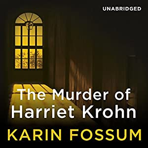 The Murder of Harriet Krohn Hörbuch