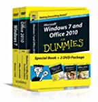 Windows 7 & Office 2010 For Dummies,...
