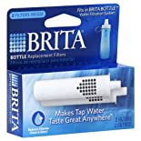 Brita Replacement Filters, Bottle 2 filters