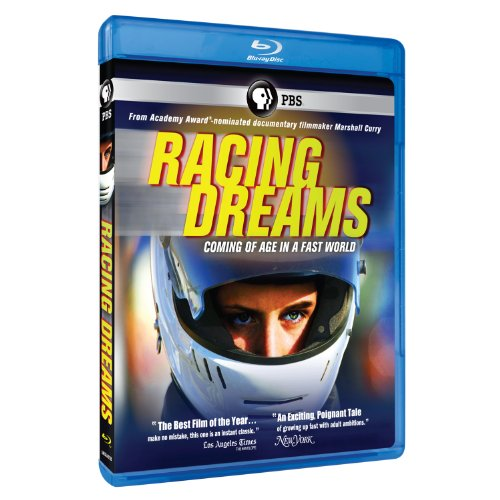Pov: Racing Dreams - Coming of Age in a Fast World [Blu-ray] [Import]