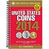 A Guidebook of United States Coins 2014: The Official Red Book (Official Red Book: A Guide Book of United States Coins)