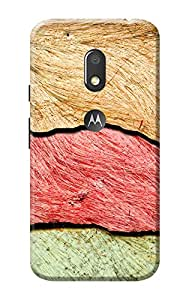 Moto G4 Play Back Cover Designers KanvasCases Premium Quality Designer Printed 3D Lightweight Slim Matte Finish Hard Case Back Cover for Moto G Play, 4th Gen + Free Mobile Viewing Stand