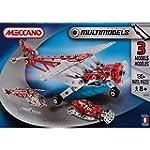 Meccano Three Transport Model Pack