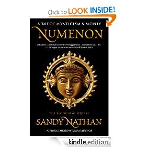 Numenon (Bloodsong Series) Sandy Nathan
