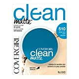 COVERGIRL Clean Matte Pressed Powder Classic Ivory .35 oz.