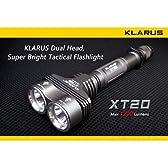 LED懐中電灯 KLARUS クラルス XT20 CREE XM-L U2 LEDフラッシュライト (並行輸入品)