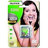 Fuji Secure Digital High Capacity 32GB Class 10 Flash Card