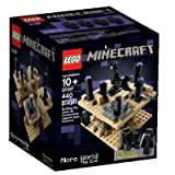 LEGO Minecraft Micro World - The End 21107 おもちゃ [並行輸入品]