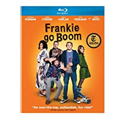 Frankie Go Boom (Blu-ray)