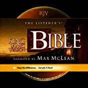 The Listener's Bible: King James Version | [Fellowship for the Performing Arts]