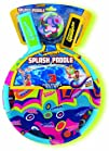 Prime Time Toys Splash Bombs 3-Piece Splash Paddle Set Colors