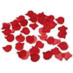 Pack of 1000 Red Silk Rose Petals