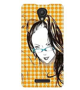 Fuson 3D Printed Girly Designer back case cover for Xiaomi Redmi 3S - D4575