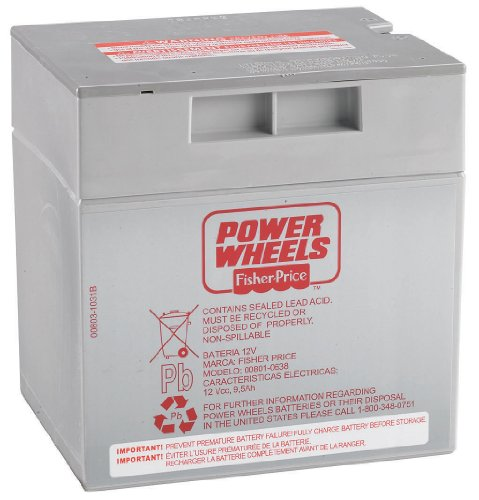Why Should You Buy Power Wheels 12-Volt Rechargeable Battery