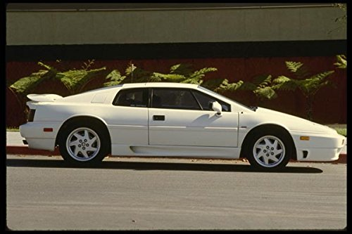White Lotus Esprit SE A4 Photo Poster Print 10x8