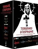 echange, troc Terreurs d'Espagne (Le Labyrinthe de Pan/Rec/L'Orphelinat/Les Proies/Abandonnée/Darkness/Les Enfants d'Abraham/Nacho Cerda : C