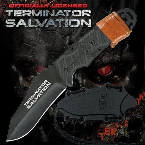 Terminator Salvation Fixed Blade Mc-Ts01 - Tactical / Survival Knives