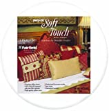Fairfield Poly-Fil Soft Touch Pillow, 14-Inch Round, White, 1 Pillow
