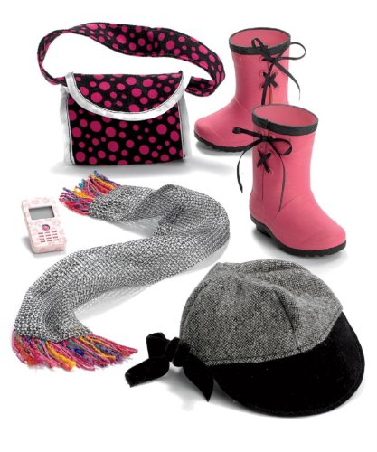 Madame Alexander Head To Toe Accessory Pack, Favorite Friends Collection