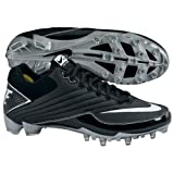 Nike 396237011 Speed TD Men's Football Cleats (Black/White)