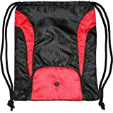 Honeycomb Ripstop Santa Cruz Drawstring Bag Trade Show Giveaway