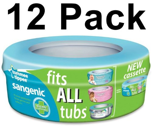 12-x-tommee-tippee-sangenic-nappy-disposal-system-refills-bags-cassettes-pack-the-best-quality-fast-