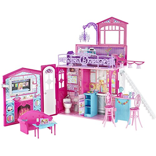 Barbie Glam Vacation House (Glam House compare prices)