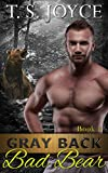 Gray Back Bad Bear (Gray Back Bears Book 1) (English Edition)