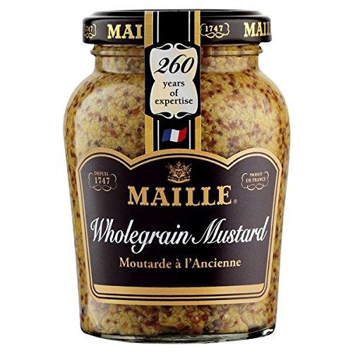 Graine de moutarde Maille 210g (pack de 6 x 210g)