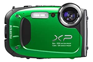 Fujifilm Finepix XP60 Green