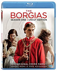 The Borgias: The Complete First Season (Bilingual) [Blu-ray]