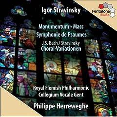 Canonic Variations on Vom Himmel hoch da komm ich her, BWV 769 (arr. I. Stravinsky): Chorale