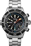 Timex Intelligent Quartz T2N809 Mens Indiglo Depth Gauge Thermometer Watch