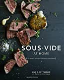img - for Sous Vide at Home: The Modern Technique for Perfectly Cooked Meals book / textbook / text book