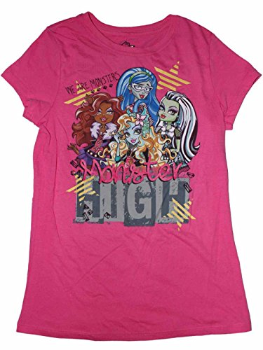 Monster High Girls T-shirt