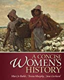 img - for A Concise Women's History book / textbook / text book