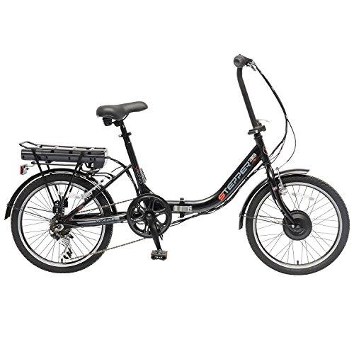 20 Zoll Viking Stepper Alu Pedelec Klappbar E-Bike Elektrofaltrad