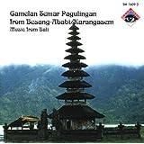 Ethnische Musik - Bali: Gamelan Semar Pagulingan from Besang-Ababi/Karangasem