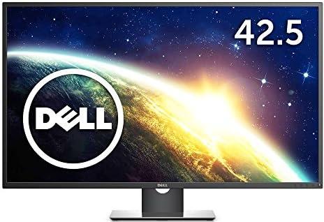 Dellディスプレイ モニター P4317Q/4K/42.5 インチ/IPS/8ms/DP,mDP,HDMI,VGA,RS232/USBハブ/3年間保証