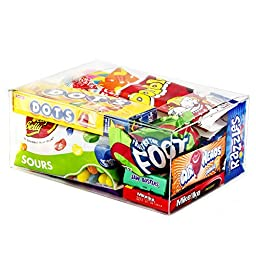 Candy Gift Pack Chock Full With Assorted All Time Favorites Candy - Oh! Nuts