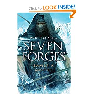 Seven Forges by James Moore
