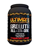 USC Strawberry Growth All In One Protein - Cyclone - Maximuscle - USN - PHD - Maximuscle - BSN - Shake