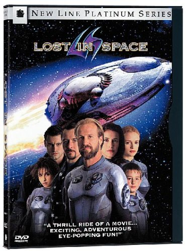 ���������� � ������� / Lost in Space (1998) BDRip | MVO