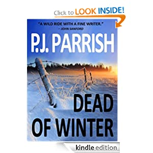 DEAD OF WINTER (Louis Kincaid/Joe Frye mystery series)